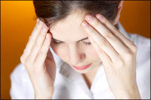 Headache can be a symptom of liver problems and a sign that you might need a healthy liver diet.