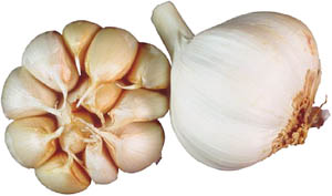 Garlic is also a good liver cleansing food.
