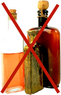 Too much alcohol can lead to serious symptoms of liver promblems.