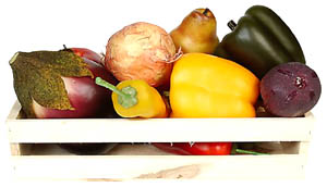 Fresh vegetables are ideal for a liver cleansing diet.