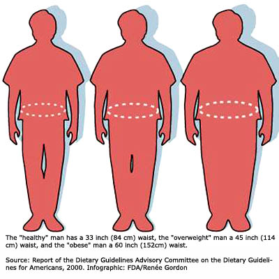 overweight can be a problem related to fatty liver. Waist measurements.
