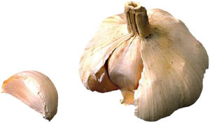 Garlic is a great antioxidant food which will also contribute to a healthy liver.