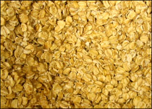 Eating whole foods for optimal liver health - oats are great, also for your cholesterol.