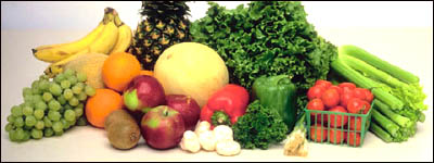 Raw fruits and vegetable are wonderful as complex carbs and your liver will thank you.