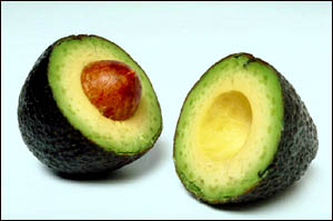 Avocados contain omega 9 that can help regulate your cholesterol levels.