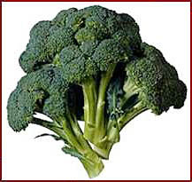 Dark green vegetables such as broccoli can also be included in a liver cleanse diet.