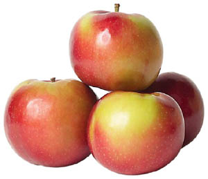 Apples help prevent a toxin overload of the liver.