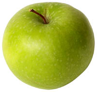 Include apples in your liver cleansing diet.